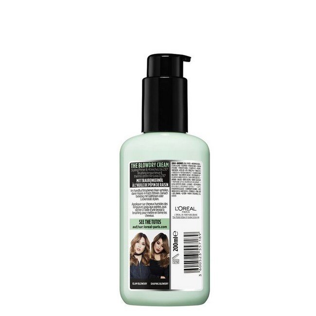 Loreal - Stylista The Blowdry Cream - 200 ml