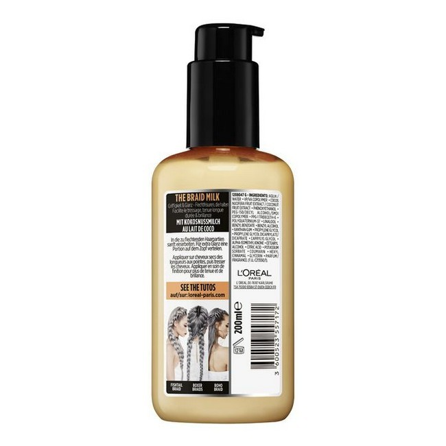 Loreal - Stylista The Braid Milk - 200 ml