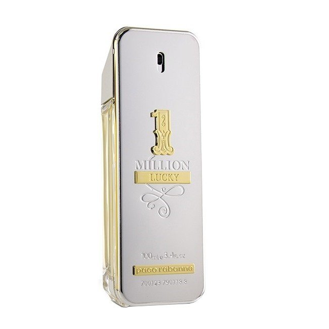 Image of   Paco Rabanne - 1 Million Lucky - 100 ml - Edt