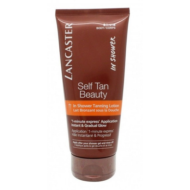 Billede af Lancaster - Self Tan Beauty In Shower Tanning Lotion - 200 ml
