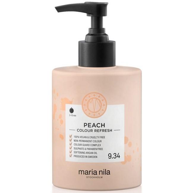 Maria Nila - Colour Refresh Peach 9 34 - 300 ml