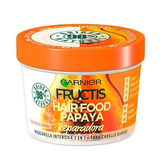Garnier - Fructis Hair Food - Papaya - 390 ml