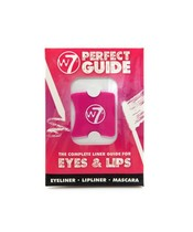 W7 Cosmetics - Perfect Guide - Eyes & Lips Stencils