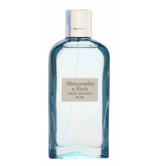 Image of   Abercrombie & Fitch - First Instinct Blue For Her - 100 ml - Edp