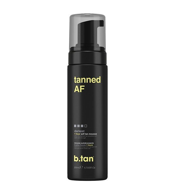 Image of b.tan - Tanned AF ... - 200 ml