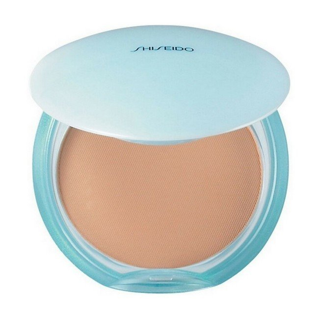 Image of   Shiseido - Pureness Matifying - Deep Ivory 50 - Compact Oil Free Foundation