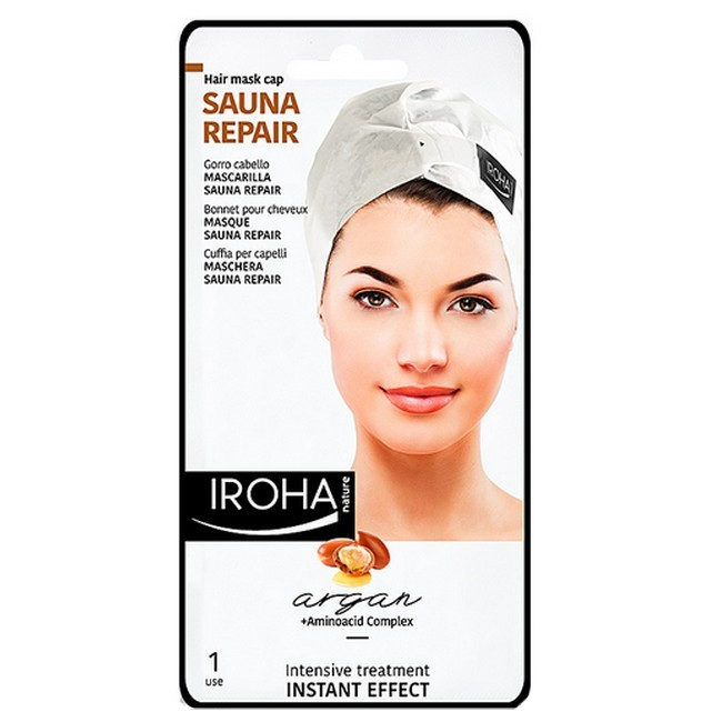 Iroha Nature - Sauna Repair Argan Instant Effect Hair Mask thumbnail