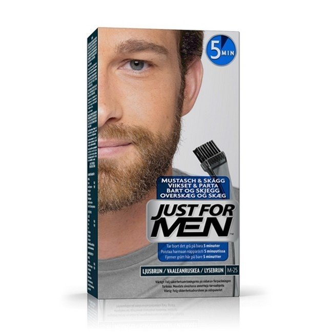 Just for Men - Skægfarve - Light Brown Beard