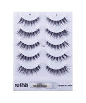 Eye Candy Lashes - Strip Lash - 211 - Lash Multi Pack