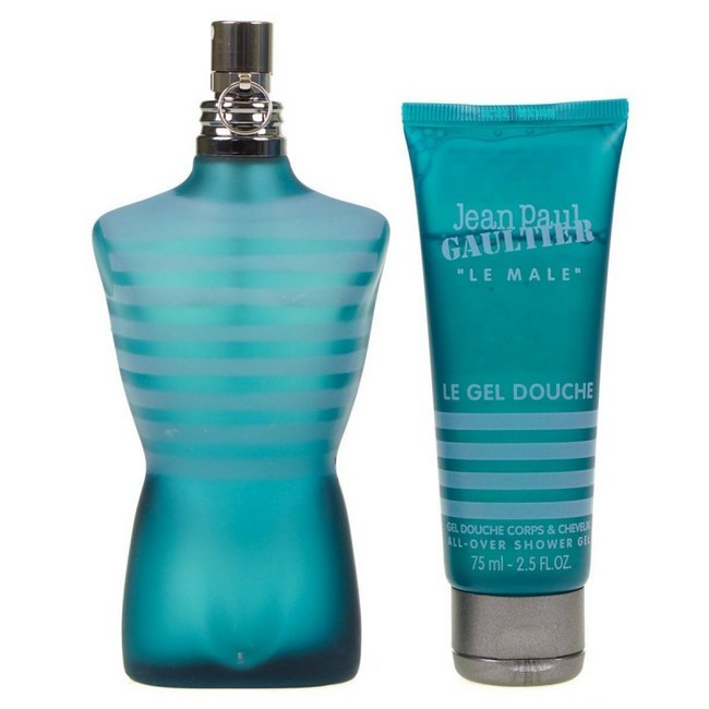 Jean Paul Gaultier - Le Male 125 ml EDT & Shower Gel