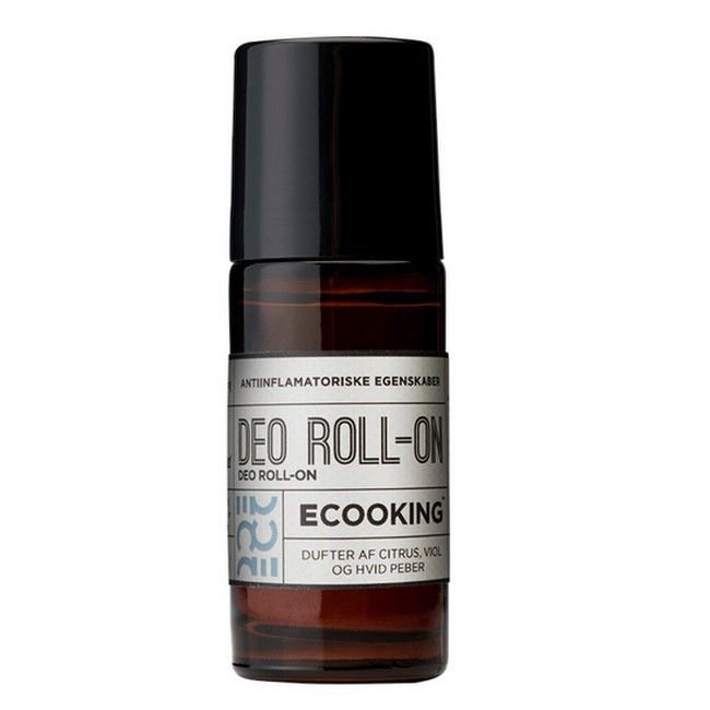 Ecooking - Deodorant - Deo Roll On Citrus - 50 ml