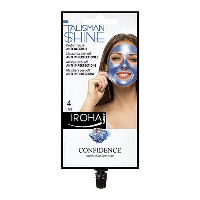 Iroha Nature - Anti-Blemish Peel off Maske - Talisman Shine Confidence thumbnail