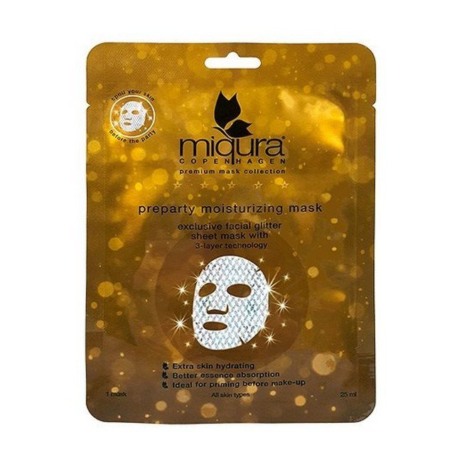 Miqura - Pre Party Moisturizing Mask thumbnail