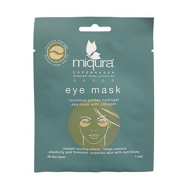 Miqura - Eye Mask With Collagen thumbnail