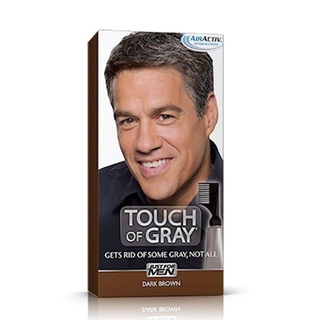 Image of Just for Men - Touch Of Grey Hårfarve - Dark