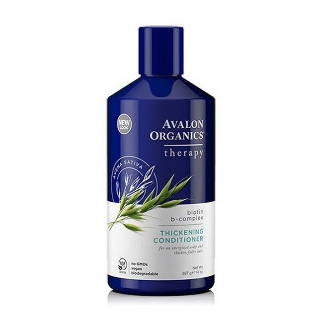Image of Avalon Organics - Biotin B Complex Conditioner - 414 ml
