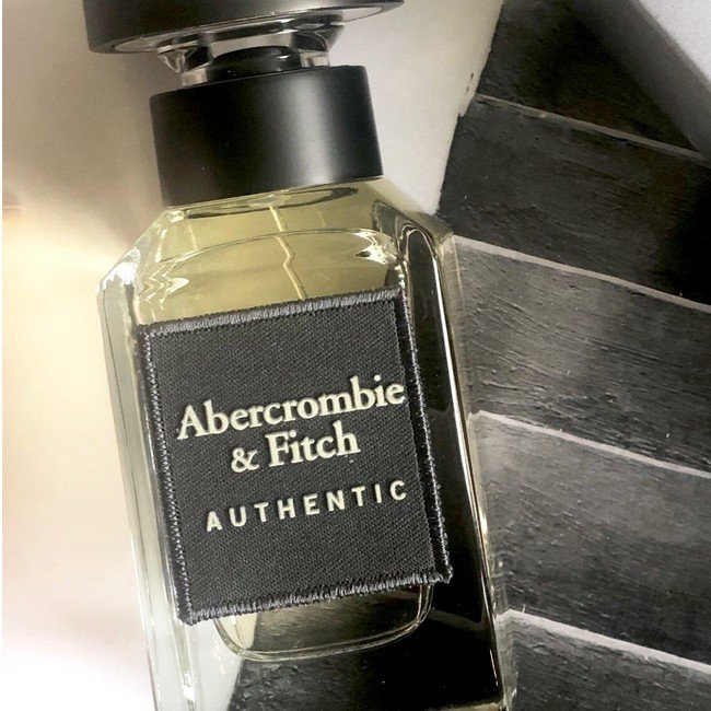Image of   Abercrombie & Fitch - Authentic Man - 100 ml - Edt