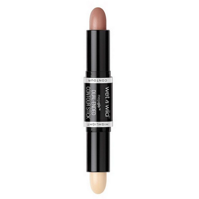 Image of Wet n Wild - MegaGlo Dual Ended Contour Stick - Light/Medium