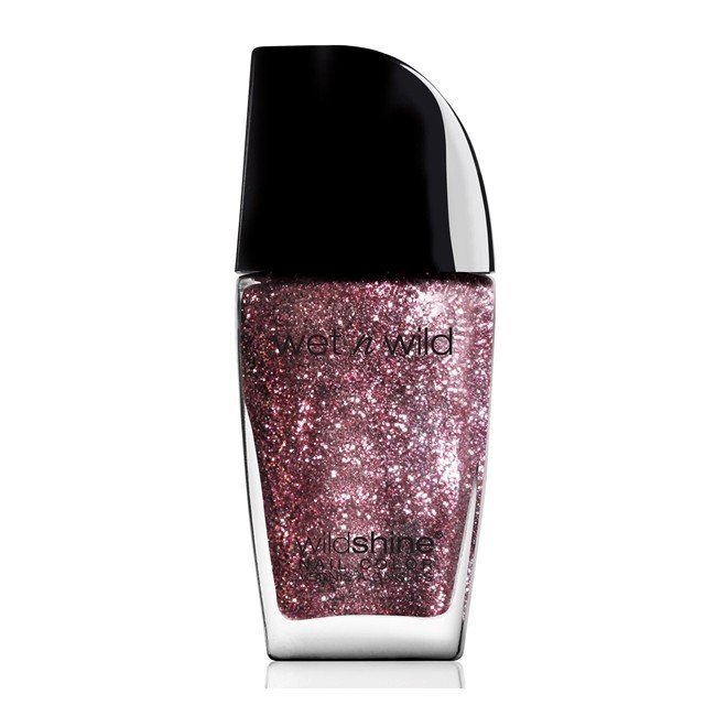 Wet n Wild - Wild Shine Nail Color - Sparked thumbnail