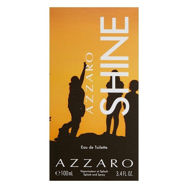 Image of Azzaro - Shine - 100 ml - Edt - Unisex