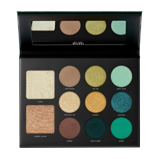 Milani Cosmetics - Gilded Jade Eye & Face Palette thumbnail
