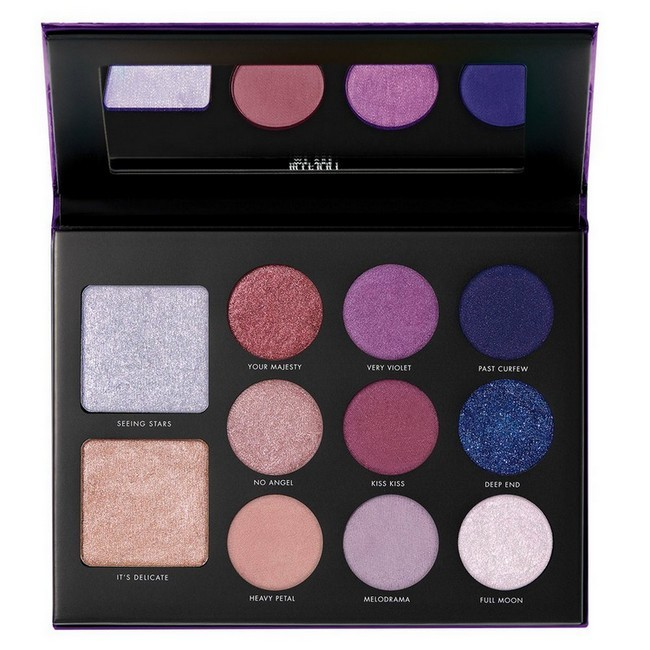 Milani Cosmetics - Gilded Violet Eye & Face Palette thumbnail