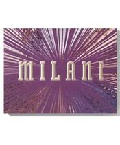 Milani Cosmetics - Gilded Violet Eye & Face Palette