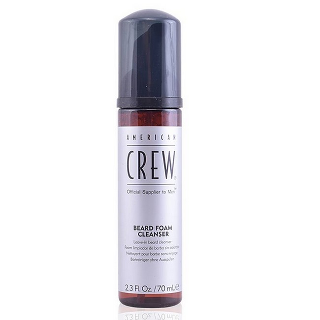 Image of   American Crew - Beard Foam Cleanser - 70 ml