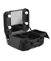 CIMI Beauty Bags - Gillian Jones MAP Cabin Size Makeup Trolly - Black