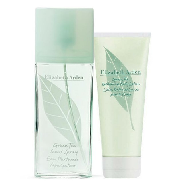 Elizabeth Arden - Green Tea - 100 ml Edp + Body Lotion thumbnail