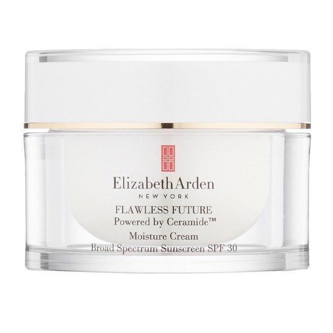 Elizabeth Arden - Flawless Future Powered by Ceramide Moisture Cream - SPF 30 - 50 ml thumbnail