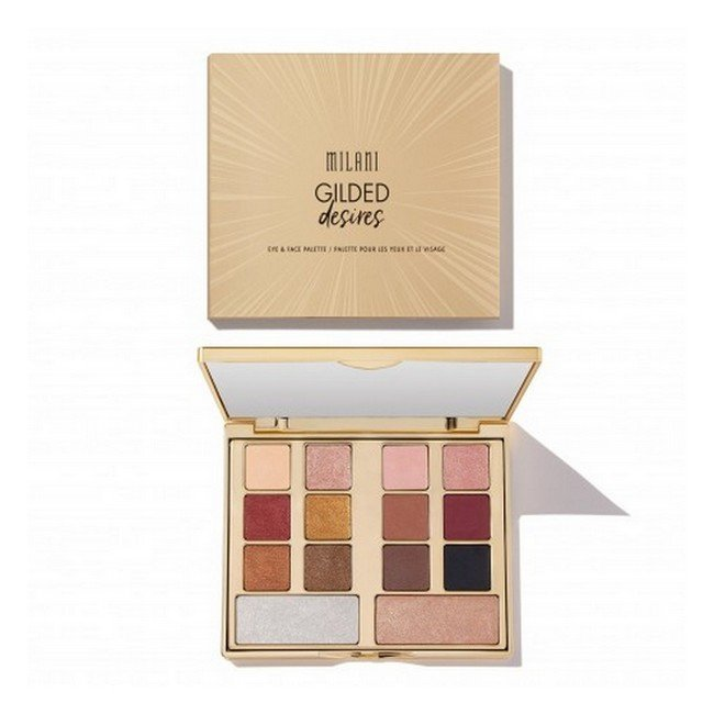 Milani Cosmetics - Gilded Desire Eye & Face Palette thumbnail