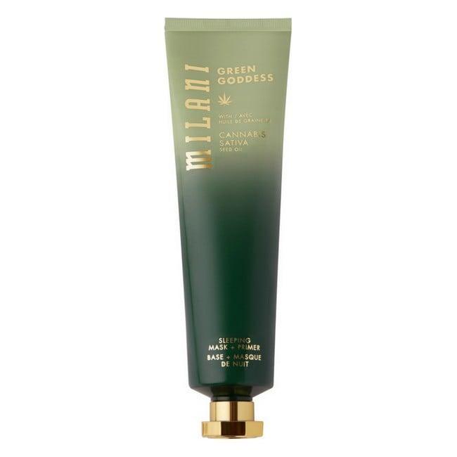 Image of Milani Cosmetics - Green Goddess Sleeping Mask & Primer