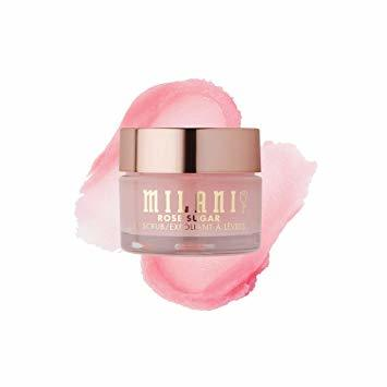 Milani Cosmetics - Rose Sugar Lip Scrub thumbnail