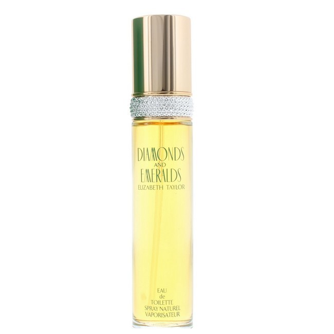 Elizabeth Taylor - Diamonds and Emeralds - 100 ml - Edt