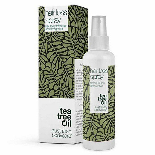 Australian BodyCare - Tea Tree Oil Hair Loss Spray - 150 ml