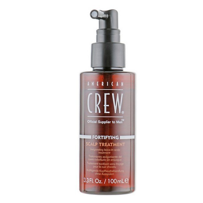 American Crew - Fortifying Scalp Treatment - 100 ml