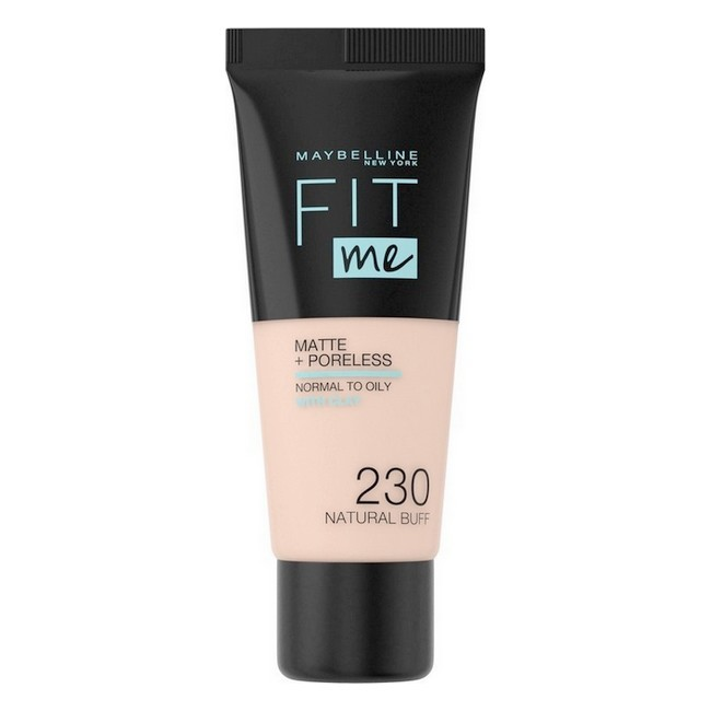 Maybelline - Fit Me Liquid Natural Buff - 30 ml