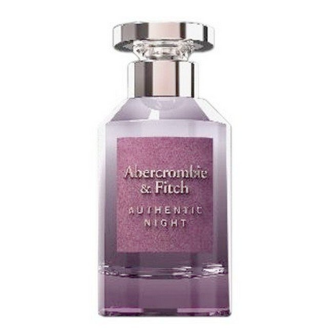 Abercrombie & Fitch - Authentic Night Woman - 100 ml - Edp thumbnail