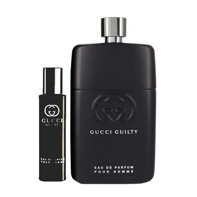 Gucci - Guilty Pour Homme 50 ml Edp & Travel Spray