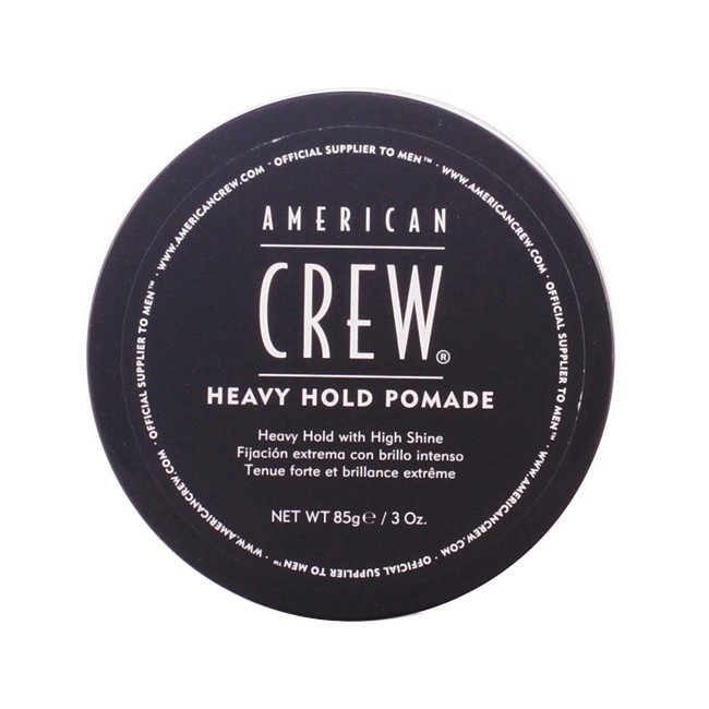 American Crew - Heavy Hold Pomade - 85g thumbnail