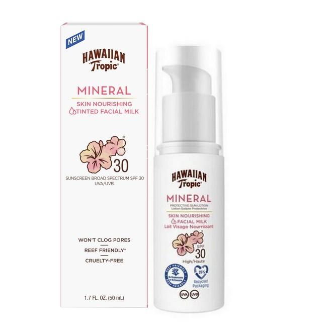 Hawaiian Tropic - Mineral Facial Protective Milk SPF 30 - 50 ml thumbnail