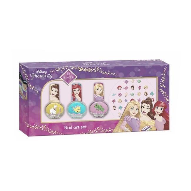 Disney - Princess Nail Art Polish & Stickers