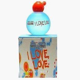 Moschino - Cheap n Chic - I Love Love - 4,9 ml (Mini) - Edt