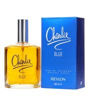 Revlon - Charlie Blue - 100 ml - Edt