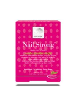 Image of Nail Strong - Stærke Negle - 30 Tabletter