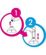 Travalo - Parfume Refill Rejseflaske Spray - 5 ml - Hot Pink