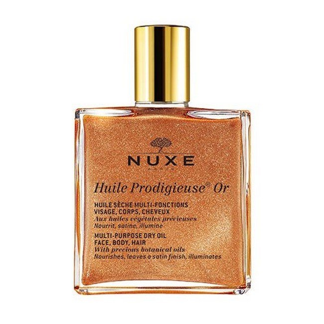 Nuxe - Huile Prodigieuse Gold Dry Oil - 50 ml