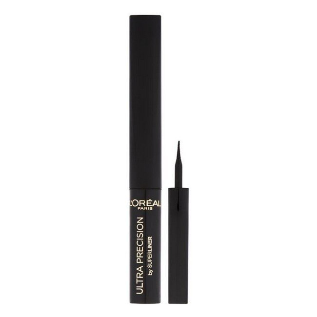 Loreal - L'Oréal Super Liner Ultra Precision Eyeliner - Black/Sort