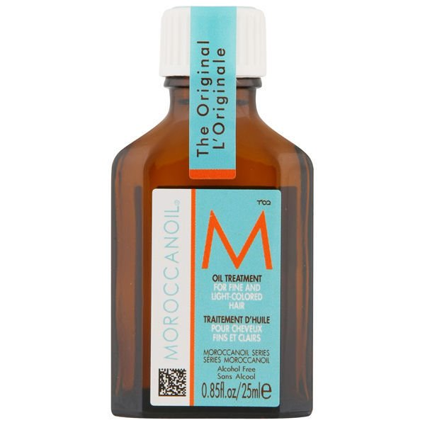 Moroccanoil - Light Treatment - Til fint eller lyst hår - 25 ml
